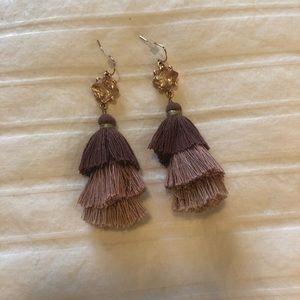 Ombré Tassle Earrings